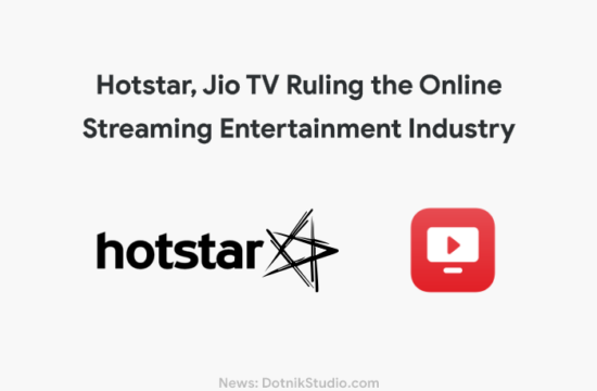 Hotstar Jio TV Most Popular Online Streaming Service
