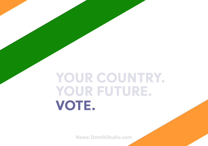 Your Country. Your Future. Vote.